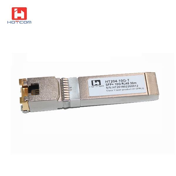 Arista SFP-10GE-T compatible 10GBASE-T Copper SFP RJ45 Module,Cat6A//Cat7